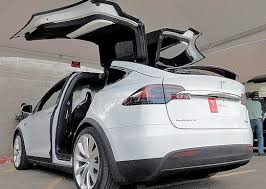 Can Tesla perfect its gull wing doors
