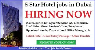 Front Desk Job Salary by 5 Star Hotel Jobs In Dubai And Abu Dhabi One Of The Luxury And