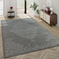 orient teppich wohnzimmer muster bordüre