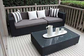 ideal caring for grey wicker outdoor furniture home designing