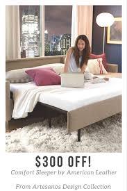 Mitchell Gold Alex Sleeper Sofa by Best 25 Most Comfortable Sleeper Sofa Ideas On Pinterest Most