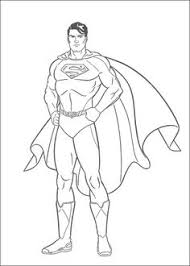 Free Superman Coloring Pages With 14 Kids