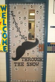 Winter Themed Classroom Door Decorations by 30 Best Library Classroom Door Decorations Images On Pinterest