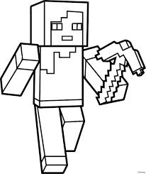 Stampy Long Nose Coloring Pages Gallery