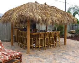 Outdoor Tiki Hut Bar - Tropical Outdoor Tiki Hut Gallery   Xtend ... Photos Yard Crashers Hgtv Similiar Tiki Hut Bar Kits Keywords Within Outside Tiki Bar Garretts Lofted Custom Kids Playhouse Sp4tots Built Huts Bars Nationwide Delivery Best Wellington Big Kahuna Picture On Awesome Backyard Swimming With The Fishes Lucas Lagoons Bamboo Materialsfor Nstructionecofriendly Building Interior Download Garden Design Patio Ideas And Photo Gallery Innovations