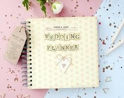 Personalized Wedding Planner Book Snapchatemojicom