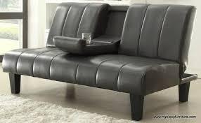 assembly and set up service for leather klik klak sofa bed mysleep