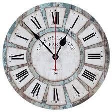 farmhouse Wall clock Amazon