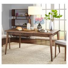 element dining table walnut target marketing systems target