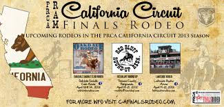 PRCA CA Circuit Standings Heading into the Oakdale Saddle Club
