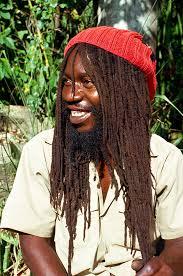 Portrait Of A Rastafarian Charlotte Amalie St Thomas Virgin Islands West
