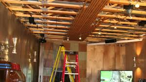 100 Wood On Ceilings Ceiling Installation YouTube