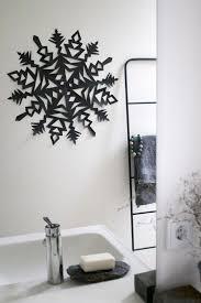 minimalismus im badezimmer deko weihnachten sch