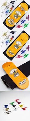 100 Fingerboard Trucks Sports 754 PRep 34Mm Bandito Complete Wooden Pick