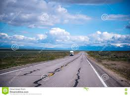 100 Semi Truck Road Service Staying Out Of In Nevada Stock Image Image Of