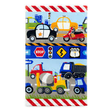 100 Trains Vs Trucks Shop Dream Factory And Hand Towel Free Shipping On