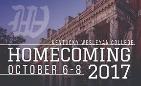 Kentucky Personnel Cabinet Grievance by Kentucky Wesleyan College To Celebrate Homecoming 2017 On Oct 68