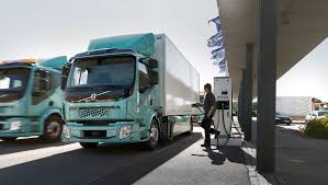 100 First Gear Garbage Truck Volvo Delivers Its First Electric Trucks Electrek