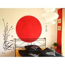 wandschablone japanisches seegras 70 x 200 cm