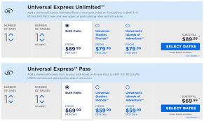 Halloween Horror Nights Express Pass by Universal Orlando Express Passes Complete Insider U0027s Guide