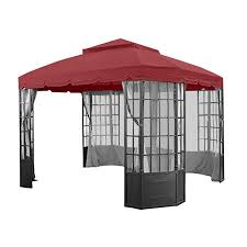 Garden Winds Replacement Canopy Top Cover For Sears Bay Window Gazebo -  Riplock 350 - Cinnabar Outdoor Fniture Sears Outlet Sunday Afternoons Coupon Code Patio Chaise Lounge Chair Modern Fniture 44 Wicker Chairs Licious Bar Beautiful Best The Gardens Of Heaven 57 Sears Outside Outlet Eaging Inexpensive Ottomans Grey Top Grain Leather Black Living Room Sets Collections Plastic And Woodworking Kitchen Stool Covers Height Clearance Ty Pennington Style Parkside Family Kmart