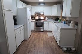 Kitchen Remodel Part 1 Flooring