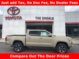 New 2018 Toyota Tacoma TRD Sport Crew Cab Pickup In Tuscumbia ... New 2018 Toyota Tacoma Trd Sport Double Cab 5 Bed V6 4x2 Automatic 2019 Upgrade 4 Door Pickup In Kelowna Preowned 2017 Crew Highlands Sr5 Vs 2015 4x4 Reader Review Product 36 Front Windshield Banner Decal Truck Off Chilliwack 2016 Used 4wd Lb At Feature Focus How To Use Clutch Start Cancel The I Tuned Suspension Nav