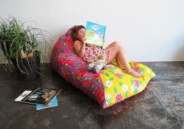 Giant Bohemian Floor Pillows by Make Your Own Floor Pillows