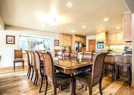 Large Dining Room Table Seats 14 Keys Villa Easily Seat People At The And Kitchen Counter Dimensions 8 Seater