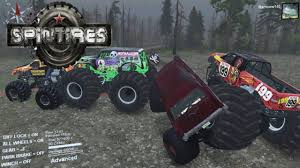 Spintires | Monster Truck Mud Run - YouTube Pirelli Scorpion Mud Tires Truck Terrain Discount Tire Bnyard Boggers Boggin And Off Road Retread Extreme Grappler With 255 General Grabber X3 Just Got New Tires And Cool Air Intake On My Dailymud Truck I Love Nitto Grapplers 37 Most Bad Ass Looking Out There Good Cheap 4x4 Find Deals Line At Amazoncom Traxxas 6873 Bf Goodrich Ta Km2 Pre Detail Slush Winter Vehicle Car Wheelboxes Trucktires Monster Mud Trucks John Deere Bog Bigfoot 124 King Xt Weighted
