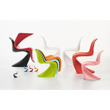 chaise panton vitra blanche idees fr