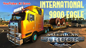 American Truck Simulator Mods - INTERNATIONAL 9800 EAGLE Cable ... American Truck Simulator Drop Off At Bakersfield Youtube Traffic Collision Blocking Lanes In Northwest New Texaco Fire Chief 1955 Diamond T Wrecker First Gear Tow Semitruck Crash Blocks On Highway 99 Near Merced Avenue Where Rv Now The Other Side Of The Coin Photos For Jims Towing Service Yelp Aft Inc Big Rig And Heavy Duty Ca 1949 Ford Tow 1 Print Image Hookersnbeds Home Golden Empire Menu Foodex Usa Tow Wrecker Truck Gruas Pinterest Rigs