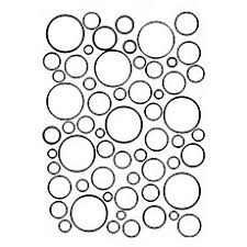 The Circle Coloring Page