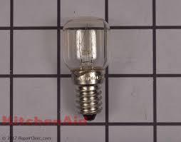 light bulb w10914194 kitchenaid replacement parts