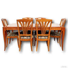 Ethan Allen Cherry Dining Table W/ 6 Chairs | Upscale Consignment Vintage Kitchen Table And Chairs Set House Architecture Design Shop Greyson Living Malone 70inch Marble Top Ding Westlake Transitional Cherry Wood Pvc Leg W6 The 85ft W 6 Forgotten Fniture Homesullivan 5piece Antique White And 401393w48 Plav7whiw Rubberwood 7piece Room Free Shipping Cerille Rustic Brown Of 2 By Foa Amazoncom America Bernette Round East West Niwe6bchw Pc Table Set With A