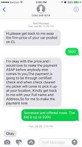 A Month Ago I Was Selling My Truck. Had Some Fun With This Scammer ... How To Import A Car From Canada The Us With Relative Ease Selling My Truck In Excellent Cdition Very Reliable Sheerness 2019 Ford Ranger First Look Kelley Blue Book Flint Hills Auto Is Hyundai Mazda Dealer Selling New And Sell My Boat Challenge Marine Car Trading In Questions Isnt Listed Cargurus Our Friends Over At Lost_tacoma Are Their Well Built Tacoma Junk For Cash Archives Cash For Junk Cars Update Truck Youtube Your Trucks Procedures Sydney Removals Now Mint 98 Sierra Album On Imgur Meet Woman Charge Of Building Bestselling Pickup