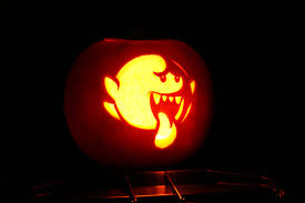 Bowser Pumpkin Stencil Free by Mario Halloween Pumpkin U2013 Halloween Wizard