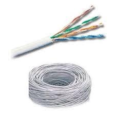 Cable Utp Zurich Cat5e 0 5 Mm Caja Por 305 Mts 4 Pares Rj45