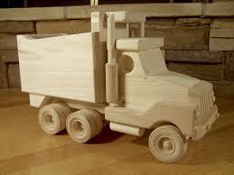 100 Wood Trucks Handmade En Dump Truck Toy Etsy