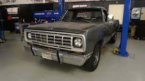 1973 Dodge D200 Diesel 12V Cummins Swap! Meet RollSmokey! - Hot Rod ...