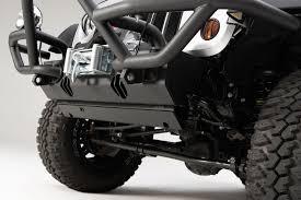 Jeep Jk Rugged Ridge Floor Liners by Amazon Com Rugged Ridge 18003 37 Black Control Arm Skid Plate Kit