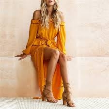 Carol Boho Maxi Dress