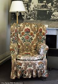 King Edward V11 Chair by Inside Queen Victoria U0027s Isle Of Wight Residence Osborne House