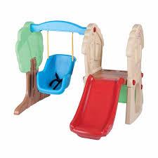 Step2 Playhouses Slides U0026 Climbers by Little Tikes Hide And Seek Climber Swing Outdoor Kids Slide
