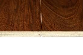 Floor Muffler Vs Cork Underlayment by Vanier Engineered Hardwood Brazilian Exotic Collection Brazilian