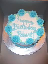 Morgan s Cakes Simple Birthday Cake