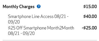 Carrier Verizon Monthly vs Apple iPhone Upgrade Program