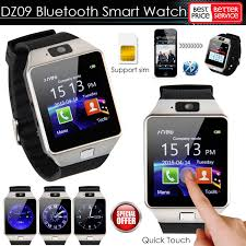 2016 New Smart Watch dz09 With Camera Bluetooth WristWatch SIM