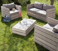 Pallet Patio Furniture Plans by 8 Revamp Pallet Ideas For Outdoors Pallet Furniture Plans