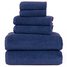 Jcpenney Bath Towel Sets by Superior By Luxor Treasures 900 Gsm Long Staple Combed Cotton 6 Pc